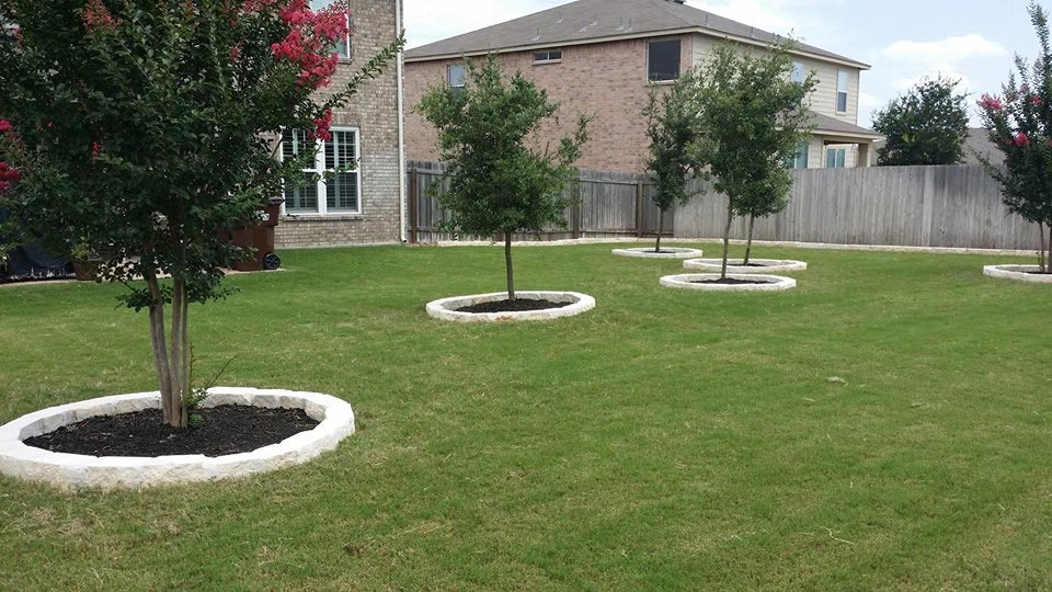 landscaping san antonio texas